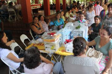 """Servidores públicos municipais comemoram  1º de maio, """"Dia do Trabalho"""""""